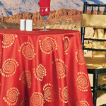 custom tablecloth store