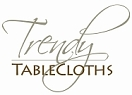 Trendy custom Tablecloths