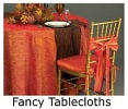 Home Fancy Tablecloths