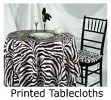 Home Printed Tablecloths