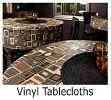 Home Vinyl Tablecloths