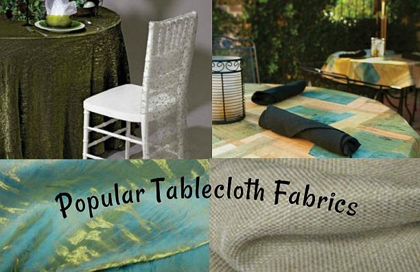 tablecloth fabrics